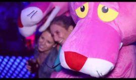Crazy Pink Panther