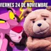 The Pink Panter Vs Ted