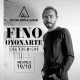 Fino Oyonarte (Los Enemigos)