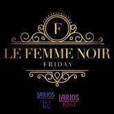 LE FEMME NOIR