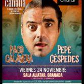 La Noche Canalla – Paco Calavera y Pepe Céspedes