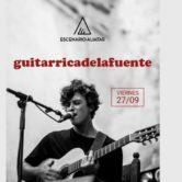 Guitarricadelafuente en Escenario Aliatar